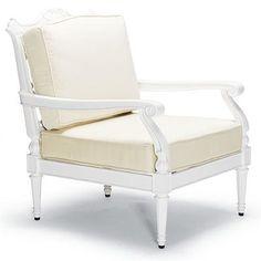 Glen Isle Lounge Chair Cushions -
