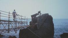 Commissioning of Peine del Viento by Eduardo Chillida Peine del Viento's mock ups by Eduardo Chillida. #eduardochillida #chillida #peinedelviento #combofthewind #comb #wind #sea #coast #rocks #sansebastian #donostia #basque #artist #artisan #craft #craftsmanship #sculpture #drawing #commissioning #minimalist #metalart #metalsculpture #designprocess #manufacturingprocess #industrialdesign #art #design Corten Steel, The Rock, Sculpture, Art Design, Drawing, Nature, Sculptures, Naturaleza, Sketches