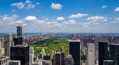 From The Top Of The Rock in NYC-Check!!!!!! Best view in NYC!