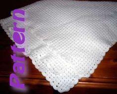 Easy crochet pattern pdf corner to corner baby blanket