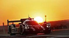 Porsche LMP1 at COTA