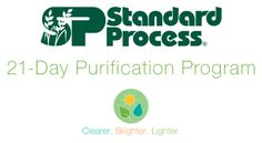Standard Process Purification Program | links to Program Guide and other support resources | good program that does work
