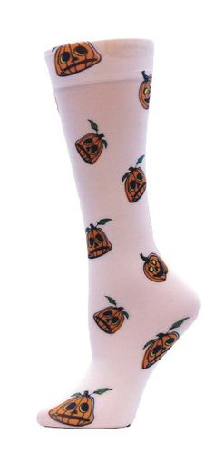 748e3e05692 Absolute Socks - Halloween Pumpkins Trouser Socks