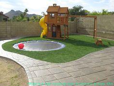 Playground Artificial Turf | Play Grass Phoenix Arizona