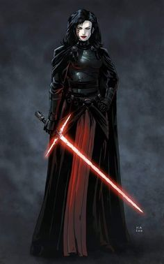 Darth Kira, Sith Apprentice to the True Lord. Star Wars Sith, Star Wars Mädchen, Star Wars Girls, Clone Wars, Star Wars Fan Art, Star Wars Concept Art, Star Citizen, Images Star Wars, Star Wars Characters Pictures