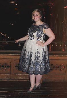 Exquisite Elegance Dress in Navy | Mod Retro Vintage Dresses | ModCloth.com