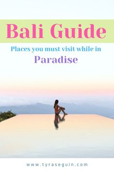 Guide to the best spots in Bali Bali Travel Guide, Asia Travel, Travel Guides, Travel Tips, Travel Destinations, Visit Barcelona, Barcelona Travel, Barcelona Spain, Travel With Kids