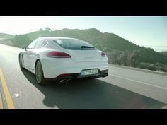 The new Porsche Panamera: Thrilling Contradictions. Porsche introduces a plug-in hybrid - the Porsche Panamera. A further sign of the way in which car technology is heading?
