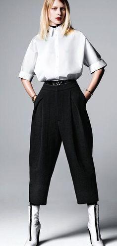 LIMEROOM minimal | Céline Learn how to make this, take sewing classes at http://www.artcreatorsla.com - burgundy mens shirt, dark red mens shirt, mens navy blue button down shirt *ad