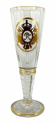 Pokal Fredericus Rex, Josephinenhütte, Alexander Pfohl, sächsischer König