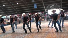 Chasing Girls line dance - WILD COUNTRY - Voghera 2009. #linedancing