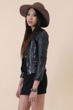 Arlo Perfect Moto Jacket