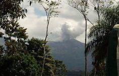 Rincon De La Vieja volcano puts on a display http://www.ticotimes.net/2016/03/10/costa-rica-rincon-de-la-vieja-volcano-vapor-ash-explosions