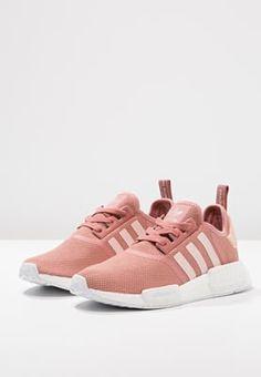 Baskets adidas Originals NMD_R1 - Baskets basses - raw pink/vapour pink/white saumon: 119,95 € chez Zalando (au 28/07/16). Livraison et retours gratuits et service client gratuit au 0800 797 34.