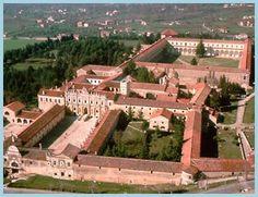 Certosa Di San Lorenzo, Padula, Italy
