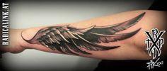 wing tattoo unterarm - Google-Suche