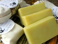 Green Tea Citrus- Handmade Soap