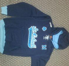 St,Michaels Buzzers Jr.A hockey teams custom hoodie