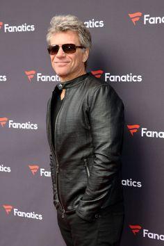 Jon Bon Jovi Photos - Fanatics Super Bowl Party - Arrivals - Zimbio