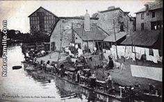 RENNES - Lavoirs de Pont Saint Martin