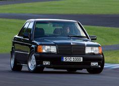 The Mercedes 190E 2.5