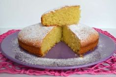 Dolci ricette Torta margherita bimby