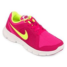 on sale 80832 3a156 Nike® Flex Experience Run Grade School Girls Running Shoes - jcpenney - Or  gonna get these