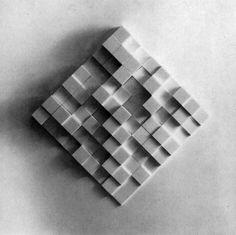 Mary Martin: White Diamond, 1963.