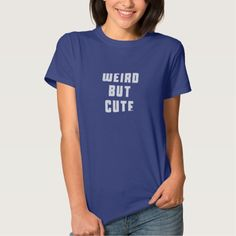 Weird, but cute t-shirt