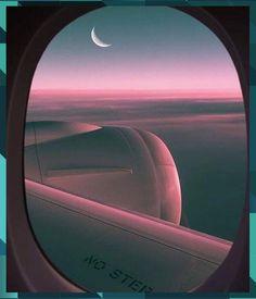 Travel Plane, Airplane View
