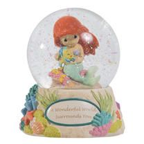 My little Disney princess fan would love this for her birthday.  Precious Moments Disney???