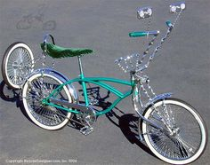 Lowrider Bicycle | Lowrider Bicycles and Lowrider Bike Parts