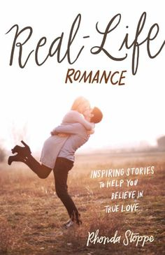 I honestly wasn't sure what to expect from Real-Life Romance by Rhonda Stoppe . I guess I expected all sappy stories I didn't think it...