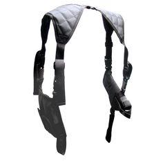 UTG Horizontal Shoulder Holster, Black