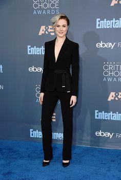 Evan Rachel Wood | Here's What Everyone Wore To The 2016 Critics Choice Awards