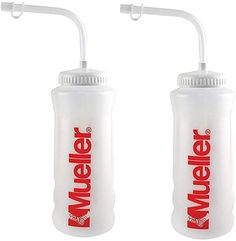 Amazon.com: Mueller Quart Bottle w/ Straw, Natural Color w/ Red Letters Boxing Workout With Bag, Portable Water Filter, Best Water Bottle, Bones And Muscles, Mouth Guard, Sports Drink, Sport Motivation, Bottle Design, Drink Bottles