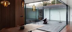 "PLASTOLUX ""keep it modern"" » 13 KINGSLEY PLACE by Zuber Architecture"