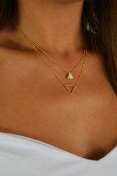 Symbol Necklace   STYLEADDICT.COM.AU