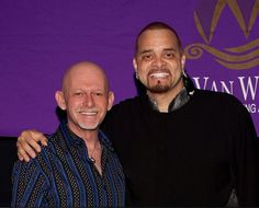 Sinbad, December 16, 2011, at the Van Wezel Performing Arts Hall, Sarasota, Florida