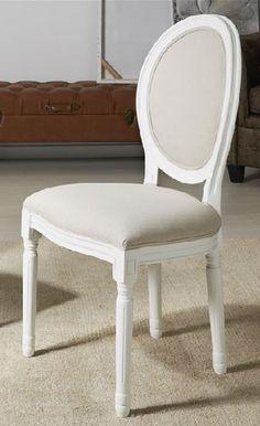 Resultado de imagen para modelos de sillas para comedor for Sillas salon blancas