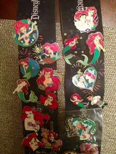 Disney the little mermaid pins !I NEEEEEEEEEEEED THEEEEEEEEEEEEEEEEEEEM AAAAAAAAAAAAAAAAAAAAAAAAAAAAAALLLLLLLLLLLLLLLLLLLL!!!!!!!!!!!!!!!!!!!!!!!!