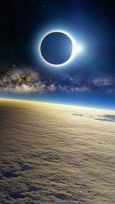 Solar eclipse, as seen from Earth's orbit. rhythm of the cosmos. Cosmos, Cool Pictures, Cool Photos, Beautiful Pictures, Random Pictures, Space And Astronomy, Nasa Space, Galaxy Space, Milky Way