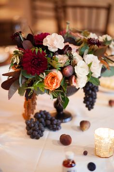 Fall Wedding | Event Planning & Design, Spread Love Events, Florals by Celsia Florist. Photography by Gucio Photography. Nita Lake Lodge, Whistler.