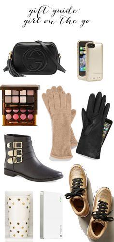 Gift Guide : Girl on the Go | TheSubtleStatement.com