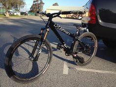 Easton Havoc Stem Easton Havoc Carbon Bars Easton Haven Carbon Post Easton Haven Carbon Haven Wheelset Mtb Bicycle, Bmx Bikes, Cycling Bikes, Bmx Mountain Bike, Moutain Bike, Yeti Cycles, Dirt Jumper, Freestyle, Bike Parts