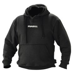 Frabill heavyweight cotton hooded sweatshirt frabill store for Ice fishing sweatshirt
