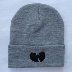 51c8b820a90 Wu Tang. High Quality Men and Women Fashion Brand New Winter Knitted bone  Hiphop Letter WUTANG Beanies Hats Gorro Tocas Skullies Ski Cap