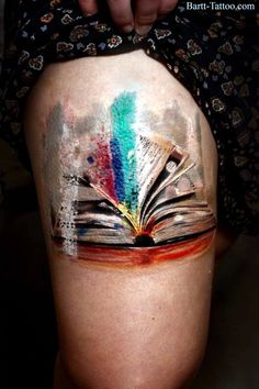 Incredibly Artistic Abstract Tattoo Designs (3)