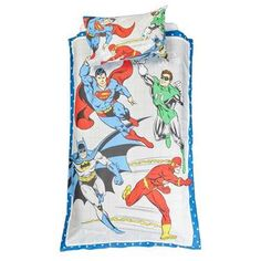 Nursery Bedding Sets New Superheros Justice League Many Sizes,spacesaver Cot Or Cotbed Bumper Set And To Have A Long Life.