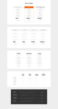 Basement — Wireframe Kits on Wireframe Web, Wireframe Design, Free Web Design, Page Design, Web Layout, Layout Design, Web Design Quotes, Pricing Table, Web Design Projects